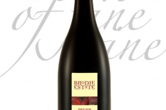 Brodie Estate - Art of Fine Wine Press Ad