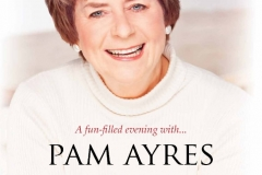 Pam Ayres Poster