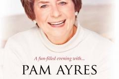 Pam Ayres Poster