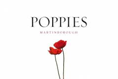 Poppies Martinborough Identity