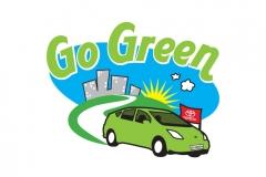 Toyota Go Green Logo