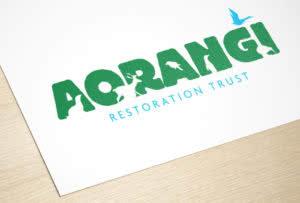 Aorangi Restoration Trust Logo