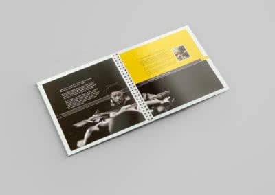 Wellington Rugby Captain's Club Brochure