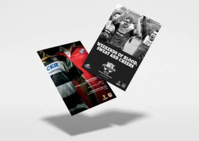 Wellington Rugby Jubilee Cup Campaign
