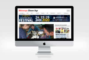 Wairarapa Times Age Website
