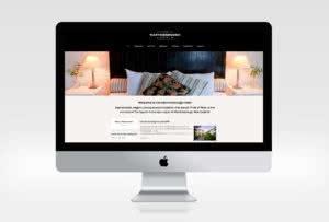 Martinborough Hotel Website Design and Build