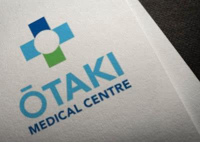 Otaki Medical Identity Design