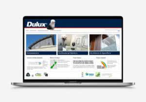 Dulux New Zealand Website