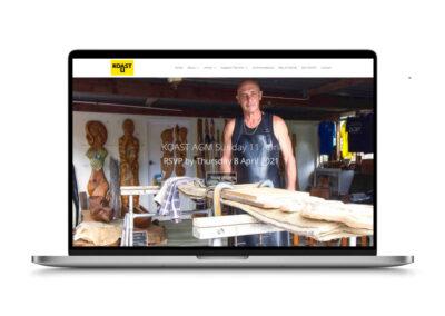 Kerikeri Open Art Studios Trail Website